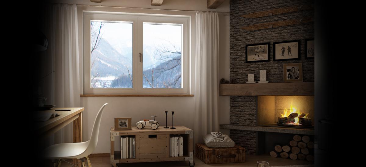 termika finestre dal cuore caldo