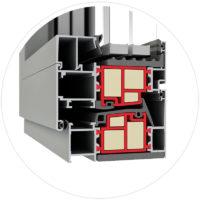 serramenti-alluminio-Termika-TK85WH