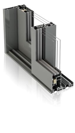 finestre scorrevoli TK165SC